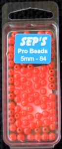 Pro Beads Salmon 5mm