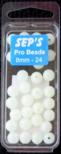 Pro Beads Pearl Glow 8mm