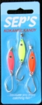 Kokanee Kandy Lures - Triple Pack - Solid  451,452,453