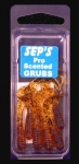 2 inch Scented Pro Grubs - Amber