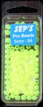 Pro Beads Chartreuse 5mm