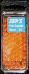 Pro Beads Orange 6mm